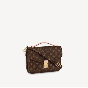 Louis Vuitton Pochette Metis✨